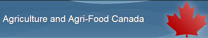 Agriculture Agri-Food Canada